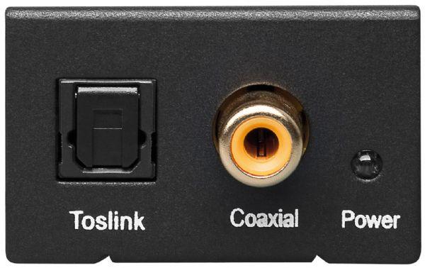 optisk digital ljudutgång